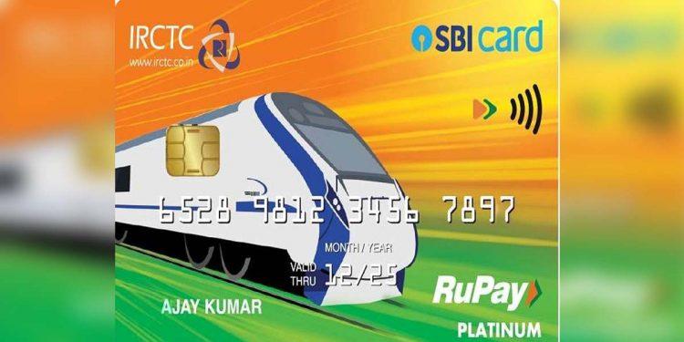IRCTC-SBI Card