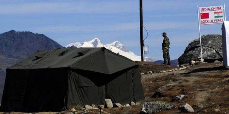 India-China-border in Arunachal Pradesh