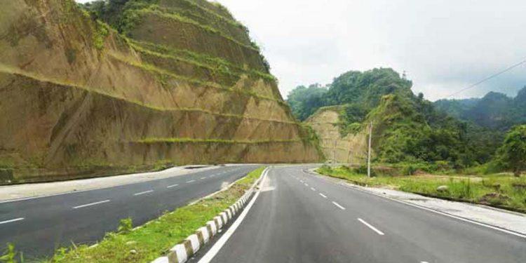Itanagar-Banderdewa highway