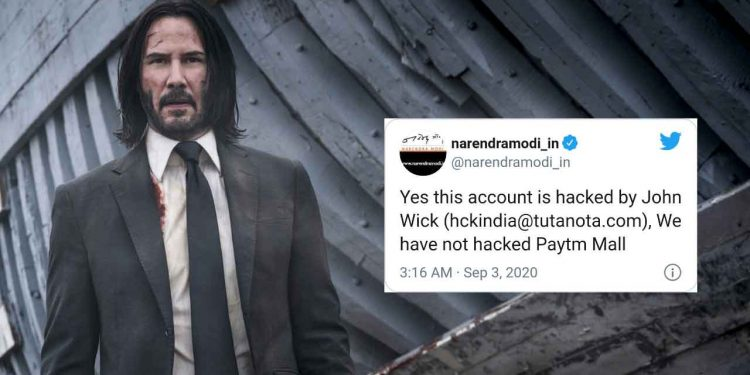 Who is John Wick? Why did hackers target Narendra Modi's Twitter Account? 1
