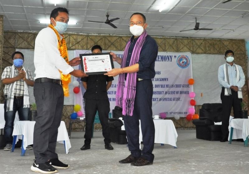 Arunachal: Efforts on to improve Aalo General Hospital, says MLA Kento Jini 1