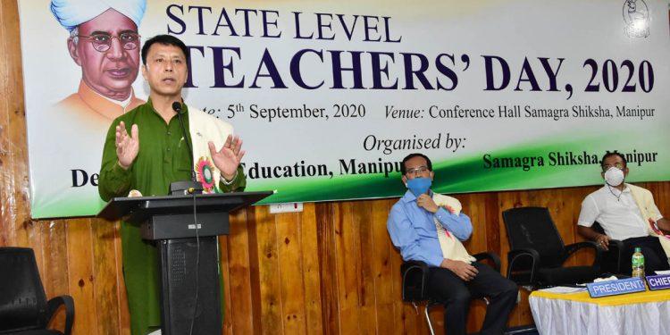 Dr Thokchom Radheshyam