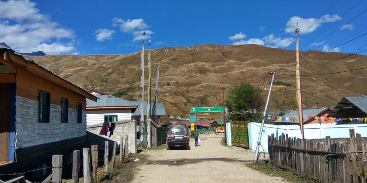 Mechuka