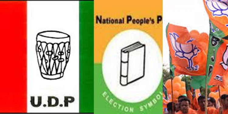 BJP's relationship with NPP-UDP sours in Meghalaya, seeks CBI probe into 'misappropriation' of central funds 1