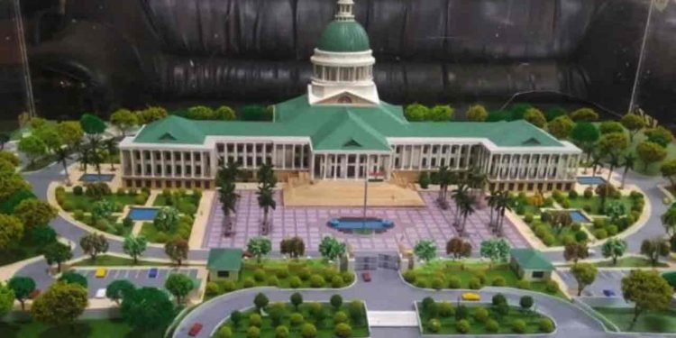 New Meghalaya Legislative Assembly