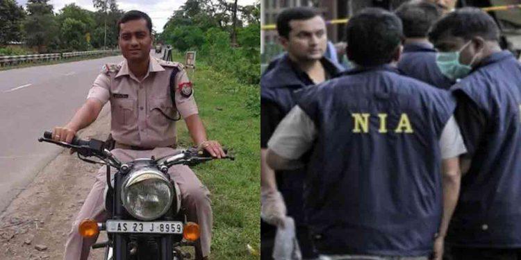 NIA files charge-sheet against 7 ULFA cadres for killing Assam Sub-Inspector Bhaskar Kalita 1