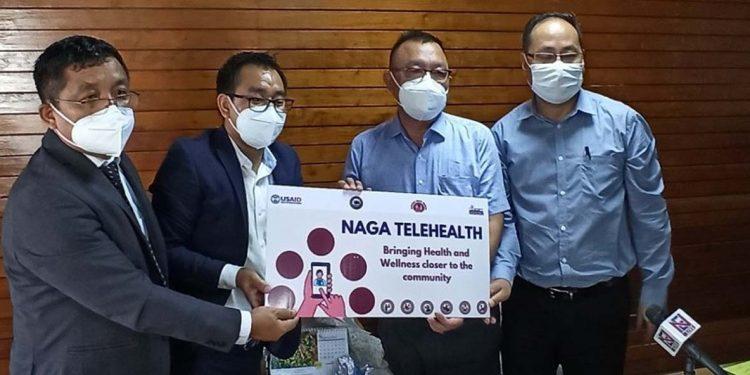 Naga Telehealth platform