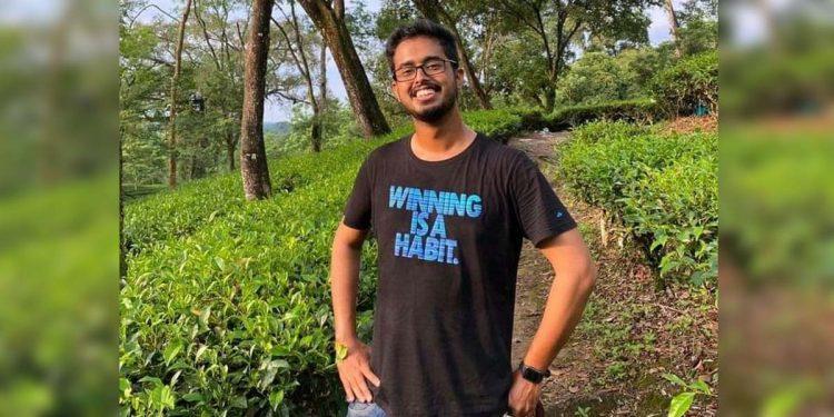 OIL engineer Arnab Kishore Bordoloi