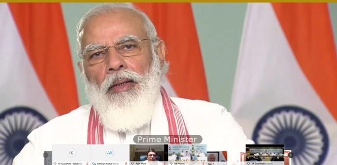 Prime MinisterNarendra Modi. (File image)