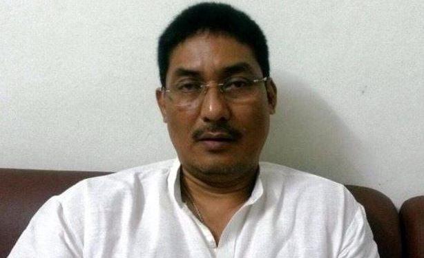BJP MP Pradan Baruah