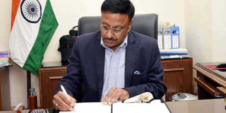 Rajiv Kumar