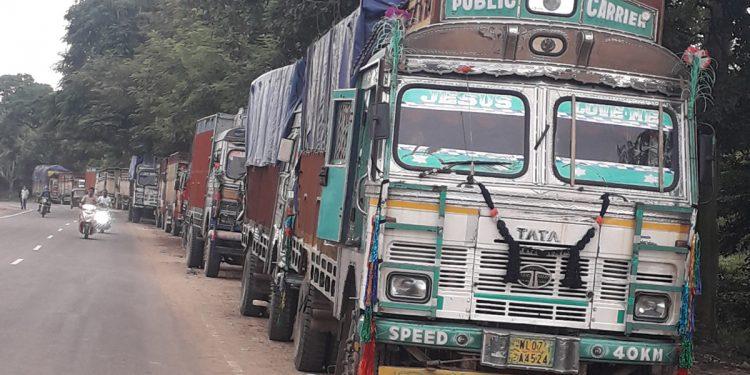 Road blockade economic blockade