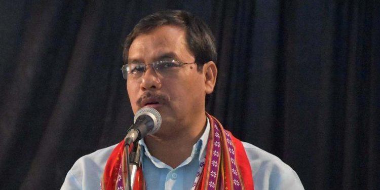 Mebar Kumar Jamatia