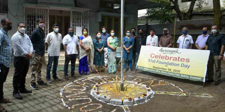Aaranyak observes its 31st Foundation Day 1