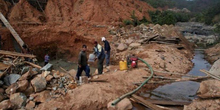 Uranium Mining in Meghalaya