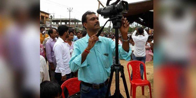 Tripura journalist attacked