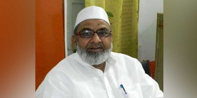 Haji Hussain Ansari died a day after defeating COVID-19