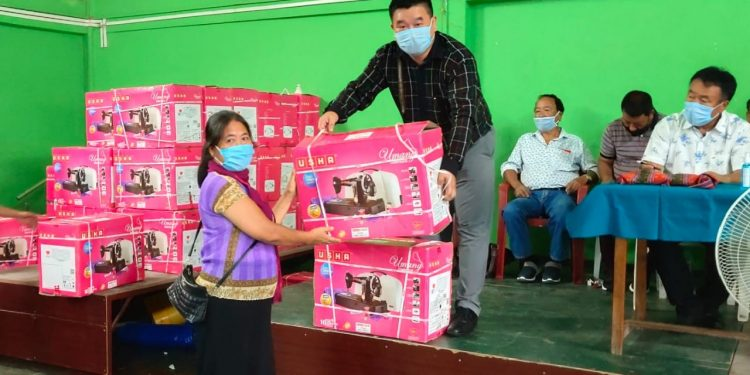 MNGREGS has helped rural populace, says Mizoram minister Lalruatkima 1