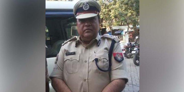 Former DIG PK Dutta