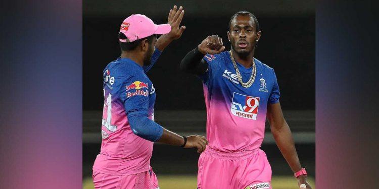 Jofra Archer celebrated Prithvi Shaw's wicket by dancing Bihu