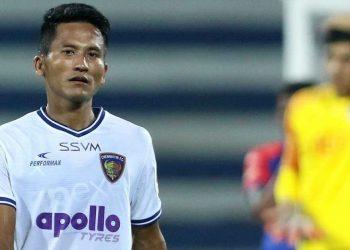 Tondonba Singh of Manipur joins ISL team Mumbai City FC