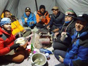 Assam Mountaineering Association team reaches summit of unnamed virgin peak in Ladakh 1