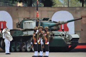 69 new recruits inducted into Assam Regiment 1