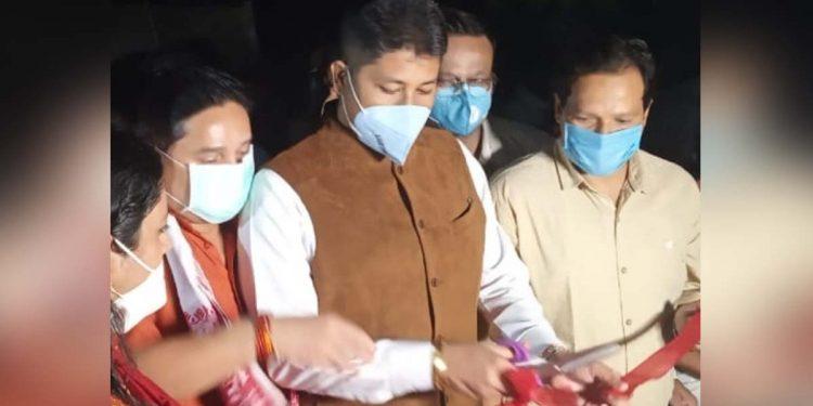 Assam minister Pijush Hazarika