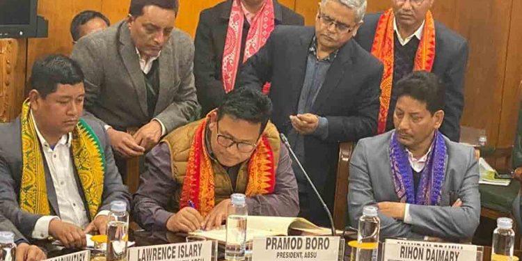 Centre asks Assam govt to expedite process of Bodo Accord implementation 1