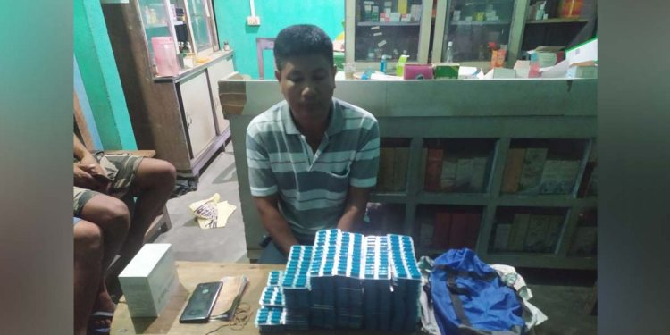 Chemist arrested in Chirang