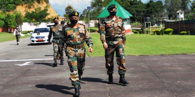 Assam Rifles DG