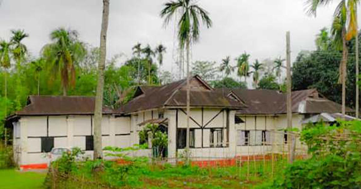 Assam type house