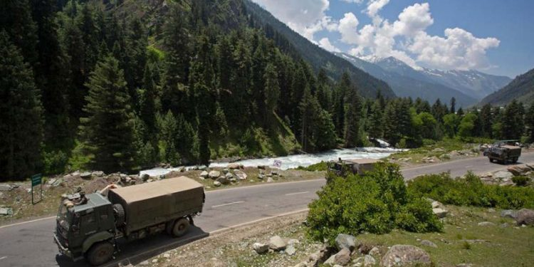 Himalayan border trade
