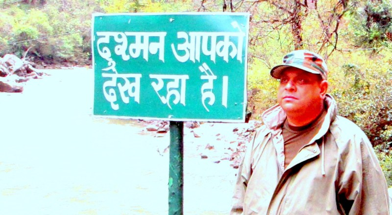 INTERVIEW| Most people who write about India-China border issue have no idea about ground reality: Security expert Jaideep Saikia 1