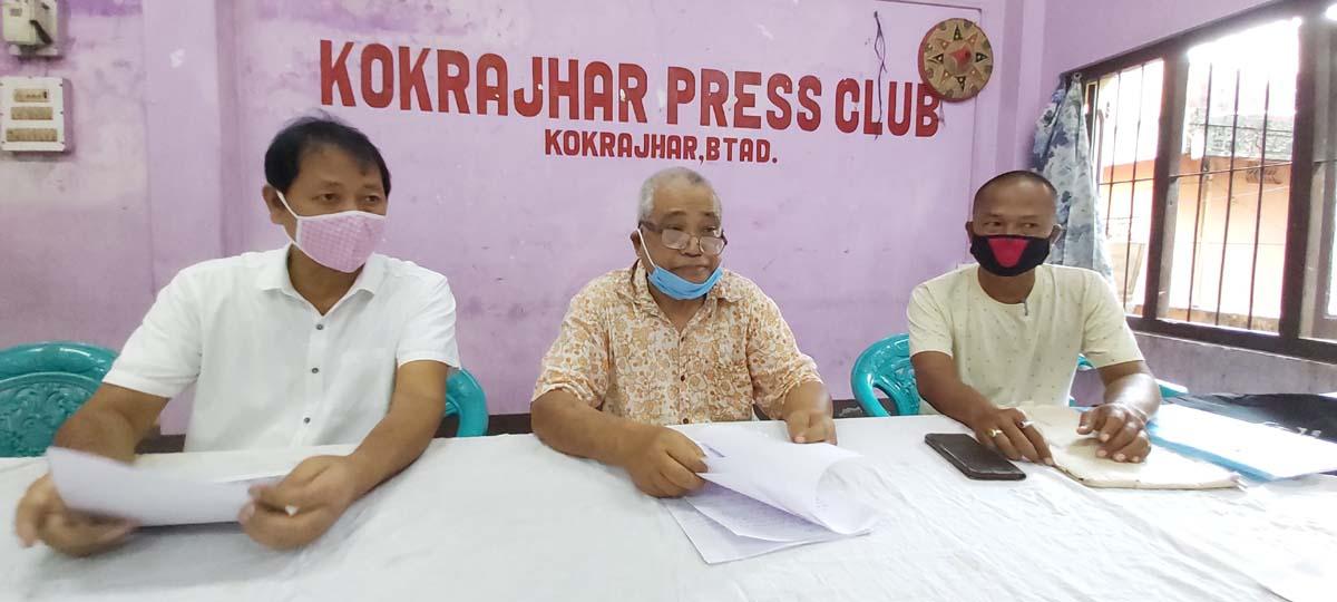 Assam: Demand for cancellation of Kokrajhar MP Naba Kumar Sarania's ST certificate 1