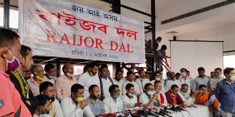 Assam Assembly Election: Raijor Dal candidate withdraws from Dhemaji seat 1