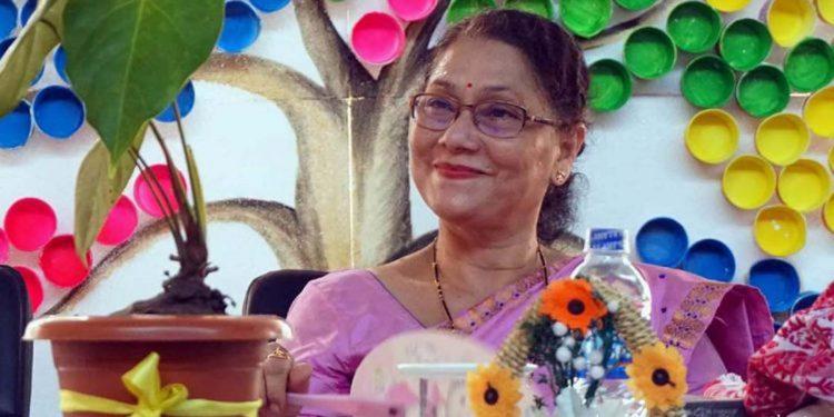 Prof Malinee Goswami