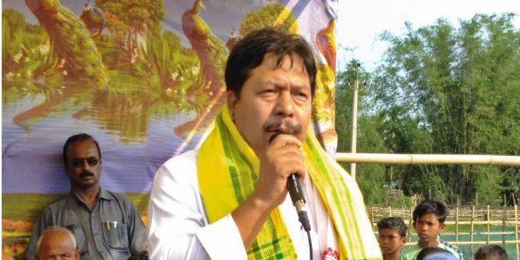 Naba Kumar Sarania