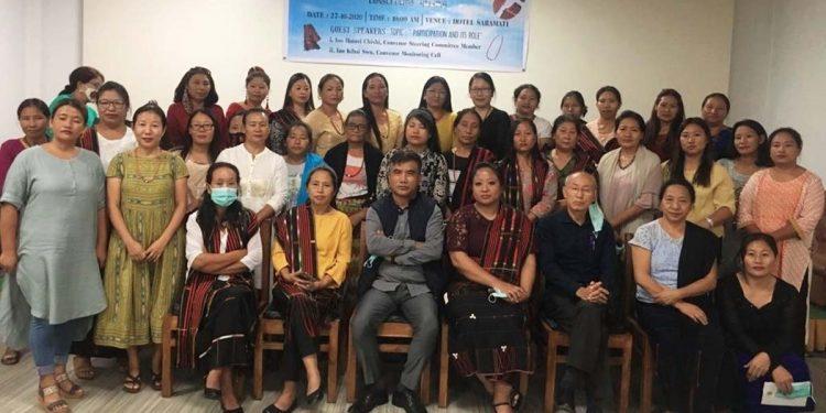 Meeting of NSCN woemn organisation