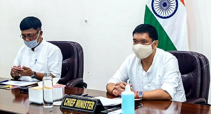Arunachal CM assures support to farmers in implementation of central schemes 1
