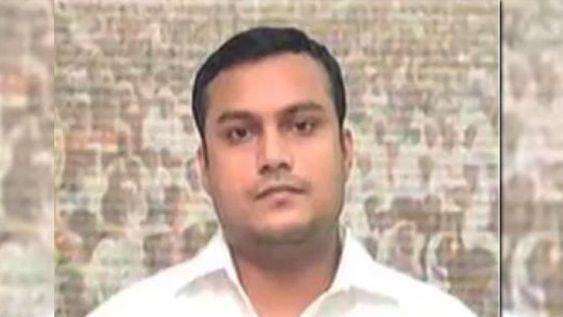 Congress MLA Rajdeep Gowala.