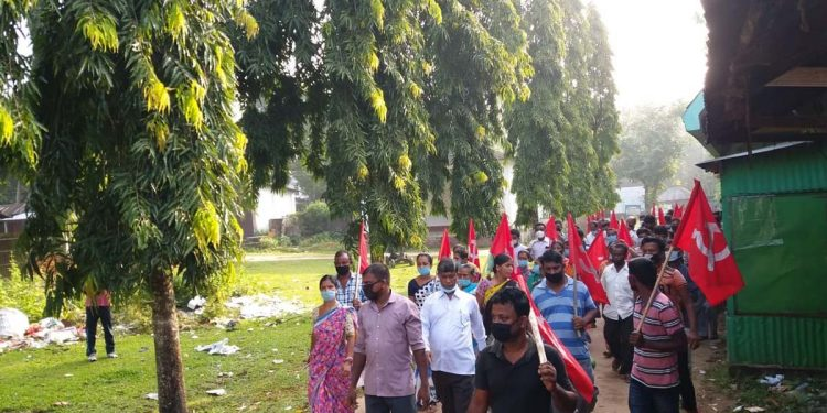 CPI(M) workers