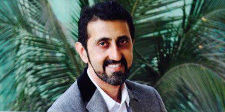 Republic TV CEO Vikas Khanchandani.