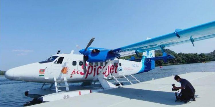 Modi launches seaplane in Gujarat, Assam water aerodrome project still on paper 1