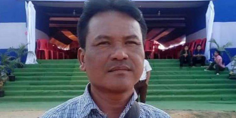 Tripura journalist dies of COVID19 1