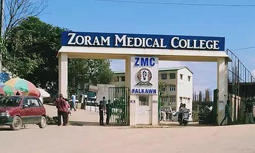 ZMC hospital in Mizoram. Image: Northeast Now