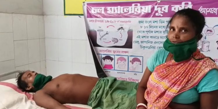 They have been admitted to Madhupur Hospital and the condition of Pradeep Dutta is said to be critical.