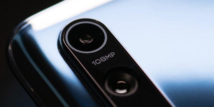 108MP camera sensor