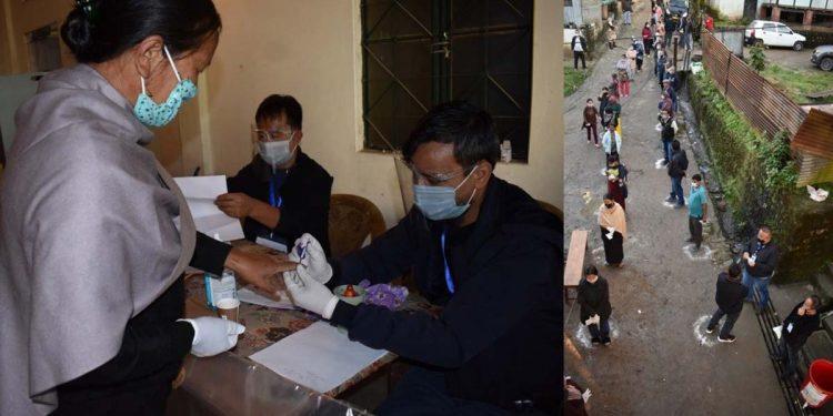 Nagaland Assembly bypolls
