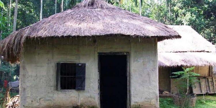A typical Kheri Ghar.